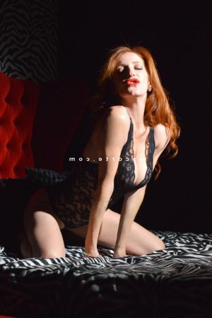 Samrah wannonce escorte massage érotique à Granville 50
