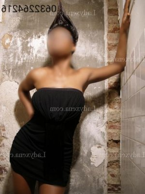 Maylinn escort girl massage naturiste à Valence